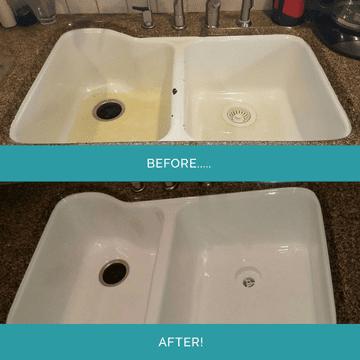 Sink Refinishing