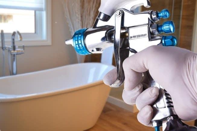 America Refinishing Pros the expert in bathtub refinishing Miami, tile refinishing Miami, countertop refinishing Miami